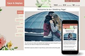 Wedding Fund Websites Free Wedding Websites