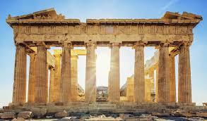 Parthenon Interior History Of Interior Design Ancient Greece