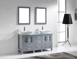 Double Bathroom Vanity 60 Virtu Usa Bradford 60