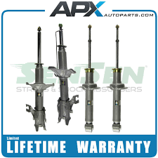 nissan sentra parts for sale buy 1630 shocks struts full set 4 pieces new warranty 4213