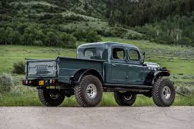 jeep truck conversion legacy power wagon 4dr conversion dodge power wagon 4dr build