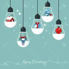 modern christmas cards modern christmas card flat stylish design creative design with