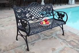 furniture amazing solid cast aluminum patio furniture decorating