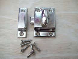cupboard and cabinet thumb turn latch lock ironmongery world