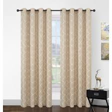 Smocked Drapes Smocked Burlap Curtains Wayfair