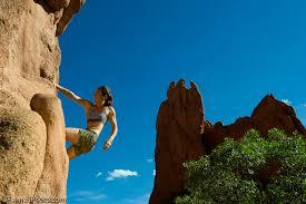 Rock Climbing Garden Of The Gods Climbing In Garden Of The Gods List Pinterest Bmx And