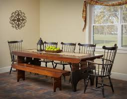 dining room trestle table folding church bench trestle table
