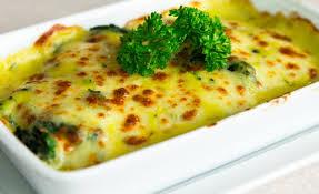 cuisiner des epinards frais recette de gratin d épinards