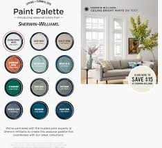 west elm paint palette by sherwin williams ceiling bright white