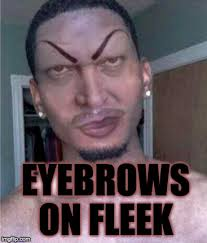 Funny People Memes - image tagged in black people successful black guy eyebrows on
