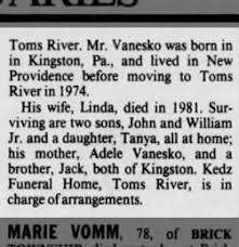 funeral plets asbury park press from asbury park new jersey on august 15 1990