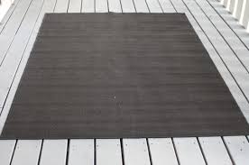 Best Outdoor Rug For Deck Diy Outdoor Rug Hometalk
