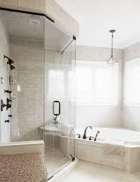 Bathroom Corner Showers Simple Master Bathroom Corner Showers On Decorating Ideas