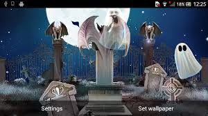 download halloween live wallpaper free for android halloween live