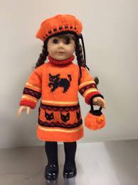 American Doll Halloween Costumes 2570 Knit U0026 Crochet 18