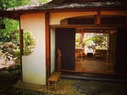 tea house u0027s welcoming entrance teahouse japanese japanesegarden