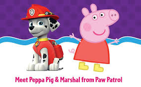 peppa pig u0026 marshall free face painting learning express