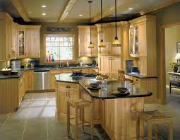 Cool Light Colored Kitchen Cabinets On Kitchen Color Ideas With - Light colored kitchen cabinets