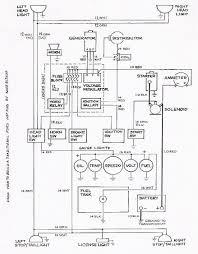 basic ford wiring diagram basic wiring diagrams instruction
