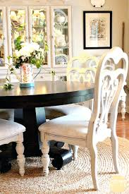 painted dining room set how to spray paint dining chairs refresh restyle painted dining