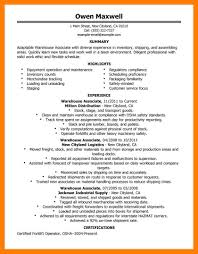 Warehouse Labourer Resume 100 Warehouse Worker Resume Template Clinical Director Health