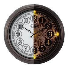 lighted digital wall clock lighted digital wall clock large lighted digital wall clock
