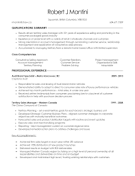 Retail Manager Resume Example Resume Objective Examples Truck Driver Resume Government Of
