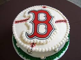 Boston Red Sox Home Decor 54 Best Boston Red Sox Cakes Images On Pinterest Red Sox Cake
