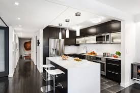 modern condo kitchen design modern condo renovation purvis builders