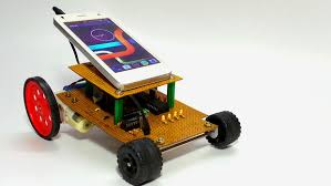 how to make mobile controlled car 8 steps with pictures