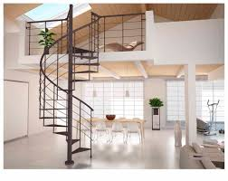 Gorgeous Home Interiors Round Stair Case Zamp Co