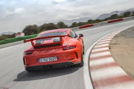 porsche 911 gt3 porsche 911 gt3 launched in india at rs 2 31 crore team bhp