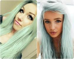 2015 hair color baby blue hair color trendy colors medium hair styles ideas 17455