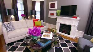 luxury living room the high low project hgtv