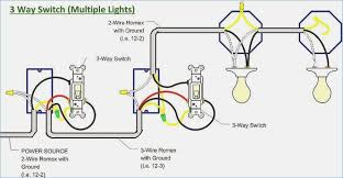 wiring diagram for 3 way switches lights bioart me