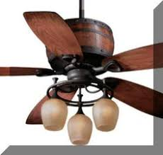 wine barrel ceiling fan wine barrel ceiling fan chandelier for a rustic home appearance