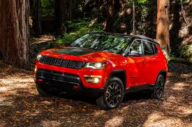 jeep trailhawk 2017 jeep compass trailhawk 4x4 review jeep u0027s compact suv goes