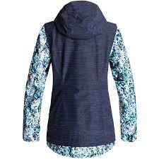 roxy ceder hooded jacket women u0027s backcountry com