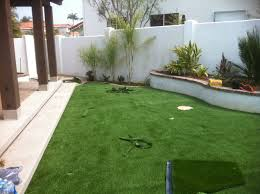 artificial grass lawn after 10962 easyturf backyard synthetic turf