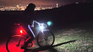 brightest bicycle tail light orfos bike light on kickstarter the brightest safest 360 bike