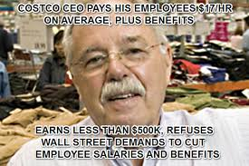 Workers Comp Meme - costco s ceo becomes a progressive hero internet meme zdnet