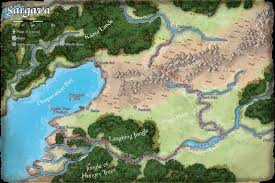 Pathfinder World Map by Sargava The Saventh Yhi Expedition Obsidian Portal