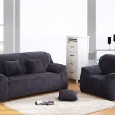 Charcoal Slipcover Furniture Couch Slip Cover Will Stand Up To The Rigors Of