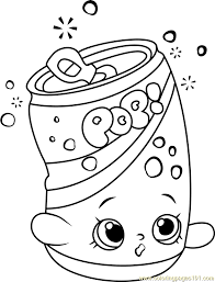 soda pops shopkins coloring free shopkins coloring pages