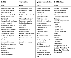 Sociology Essay Examples Introduction To Sociology 03 Social Theories