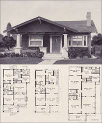 bungalow style homes floor plans charming bungalow house plans 1920s contemporary best inspiration