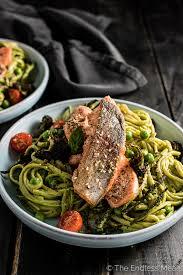 Main Dish Vegetables - green goddess pasta bowls the endless meal