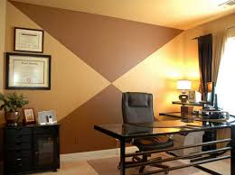 office color ideas home office wall colors with dark brown and light brown colors