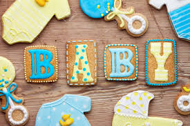 baby cookie for your loving kids baby shower item for you baby