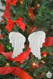beautiful free tiny wings crochet pattern applique